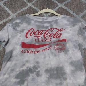 Coca cola croptop